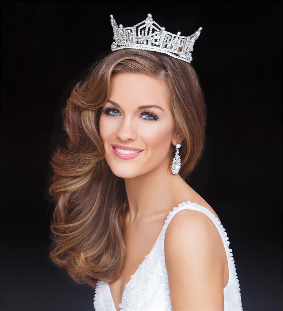 Betty Cantrell, Miss America 2016.