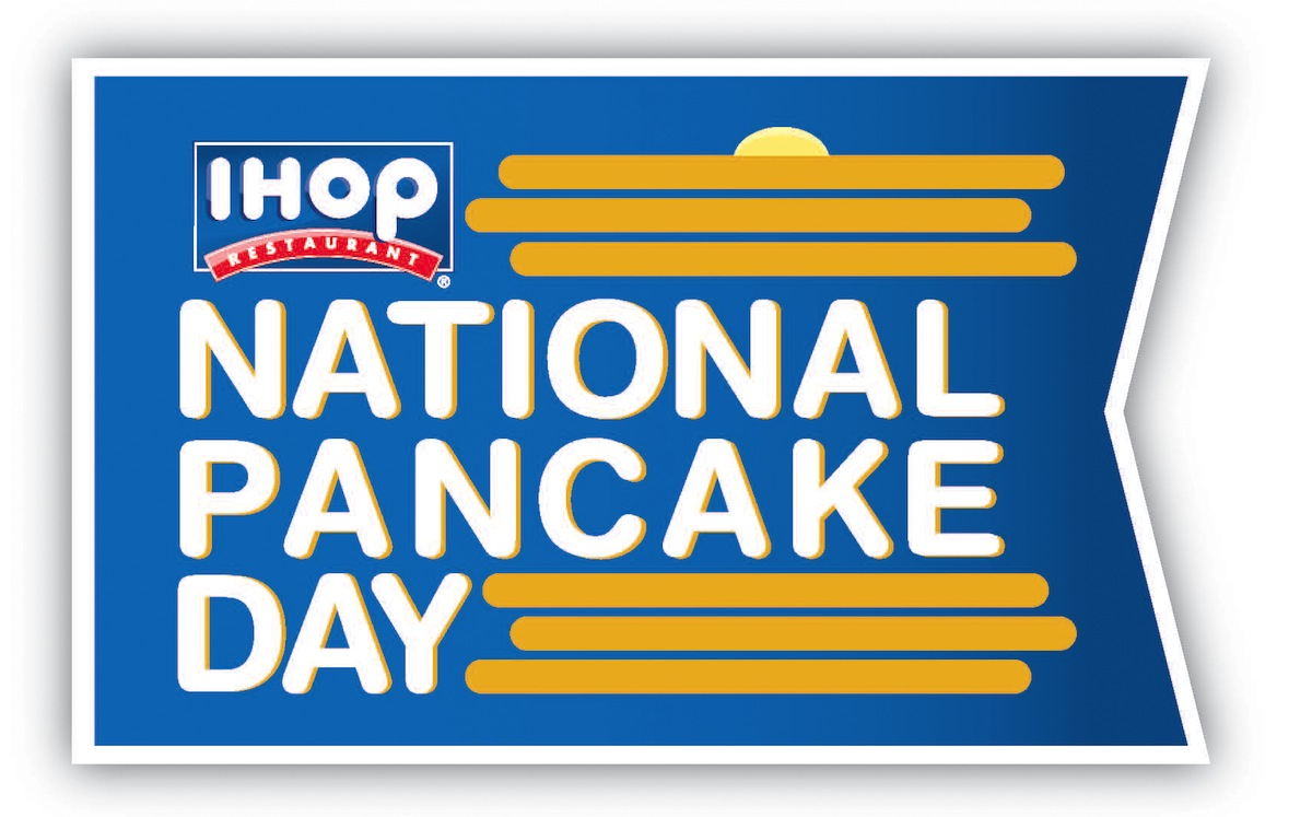 National Pancake Day returns Feb. 5 to IHOP.