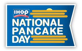 IHOP National Pancake Day