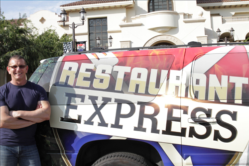 `Restaurant Express` with Robert Irvine (Food Network photo)