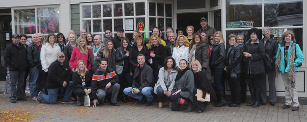 Pictured is the 2014 `Chamber Wine Tour.` (Submitted photo)