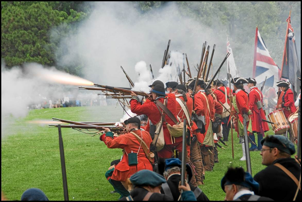 Old Fort Niagara French And Indian War Encampment Set For