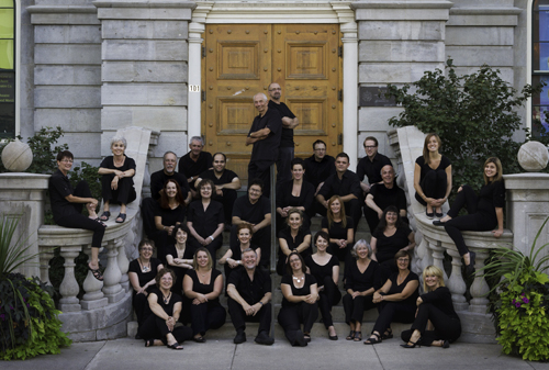 The new 1812 Tri-Nation Choir will make their American debut at the Lewiston First Presbyterian Church on Sunday, Oct. 6, at 4 p.m. More information about the group can be found at www.avantichambersingers.com/.