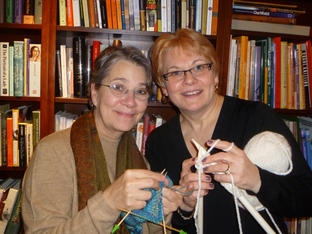 Kathleen Godwin and Liz Kovacs