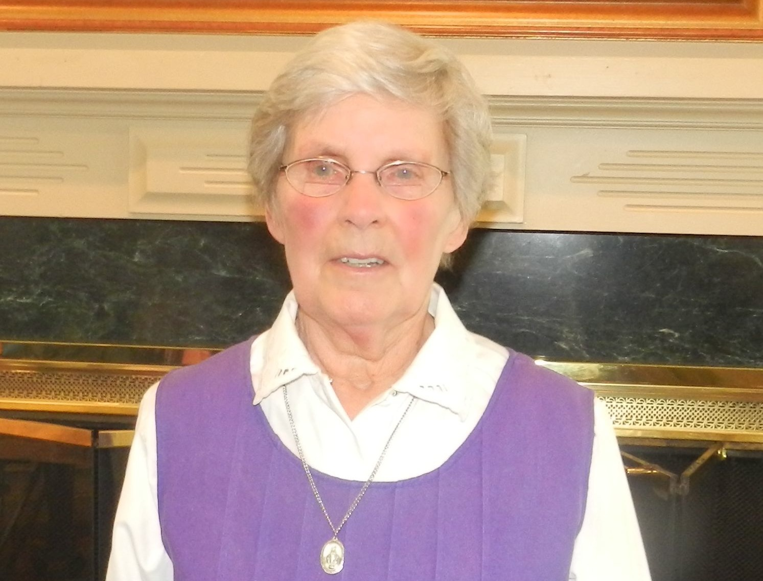 Ann Gallagher was the recipient of the third annual Outstanding Volunteer Award in Honor of Ruth Woolery. A resident of Lewiston, Ann has been a volunteer for 18 years at the information desk and in patient resource management.