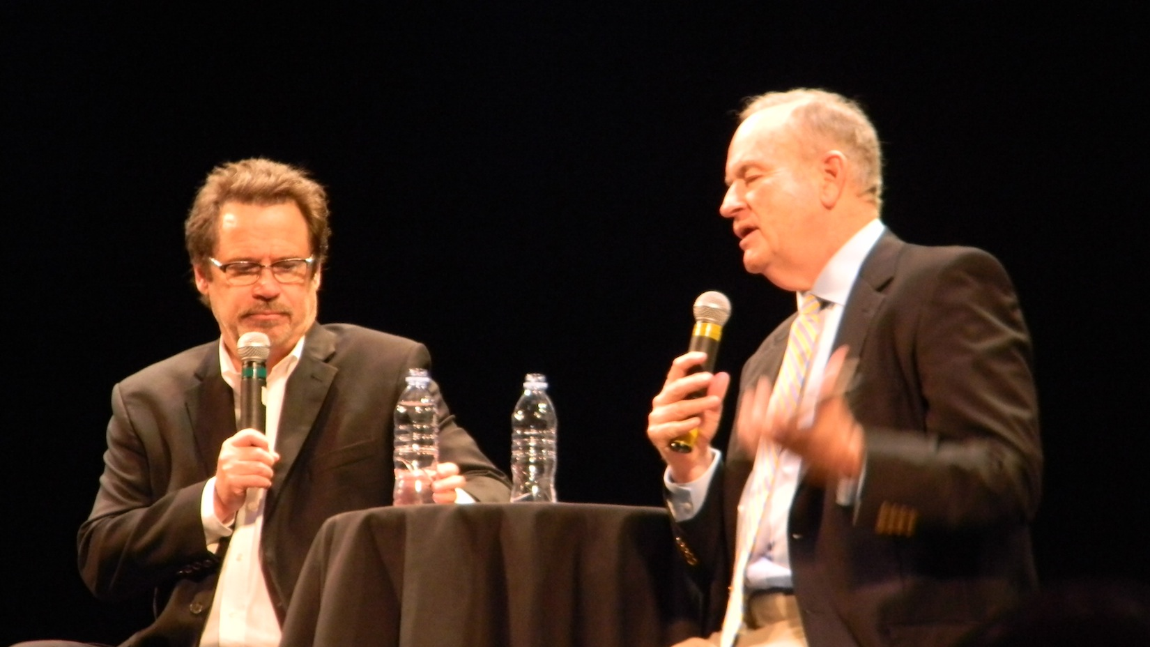 Dennis Miller and Bill O'Reilly.