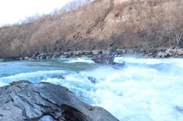 Area children are invited to submit a name for Niagara Jet Adventures' new jetboat, which will be in service this fall.