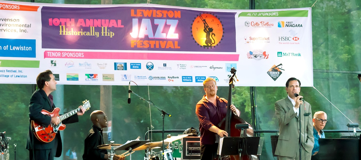 A scene from the 2011 Historic Lewiston Jazz Festival (file photo).