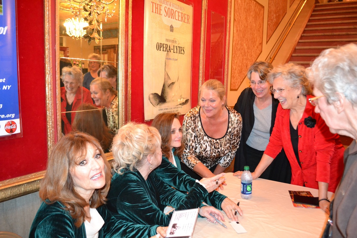 Pictured, from left, are Kathy, Janet and Mimi Lennon, along with sisters Eva (Jonsson) Nicklas and Kathleen (Jonsson) Godwin with their mother, Sonja Jonsson.