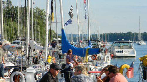 Youngstown Yacht Club Level Regatta 2012