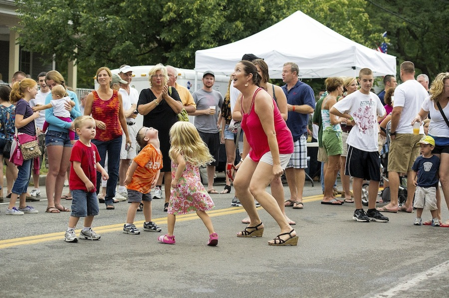 Youngstown Level Regatta Street Dance