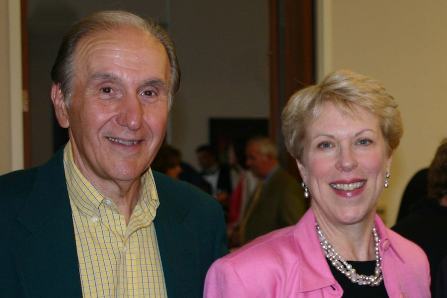Joseph Gadawski and Dr. Nancy McGlen are honorary chairs of the 28th Annual Friends of Niagara University Theatre Gala, to be held on April 27 at NU's Leary Theatre and the Niagara Falls Country Club.