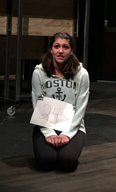 Shelby Ehrenreich as Olive Ostrovsky