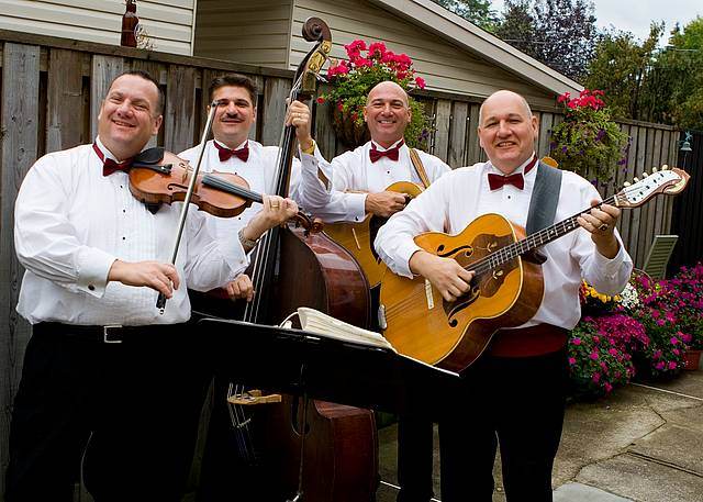 Orkestar Sokoli will perform at the Castellani Art Museum of Niagara University Sunday, April 19, at `A Celebration of Balkan Traditions.`