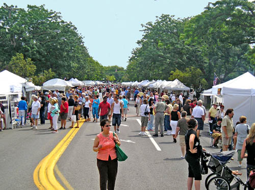 Art enthusiasts will again be found on Center Street as the Lewiston Art Festival returns for its 45th year.