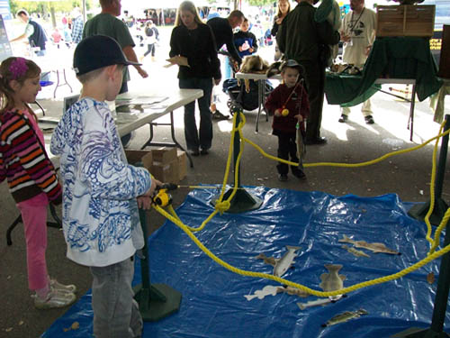 The Wildlife Festival returns this weekend.