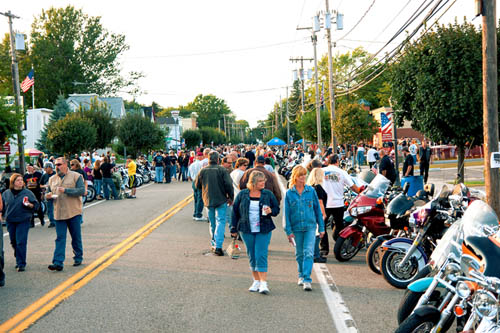The annual Newfane Town Celebration will take place next weekend. (photo by Wayne Peters)