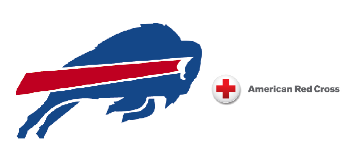 The Buffalo Bills and the American Red Cross are again teaming up to host a community blood drive.