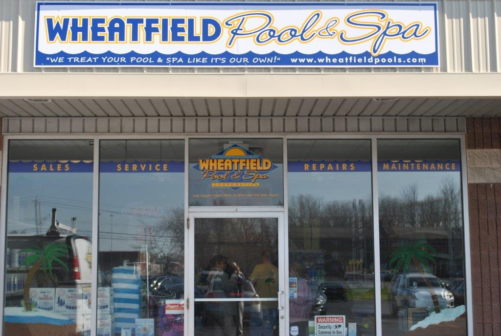 Wheatfield Pool & Spa Corp. (photo by Walt Bissett)